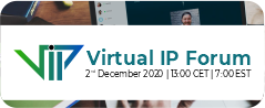 Virtual Intellectual Property Forum Forum VIPF (2020)