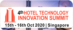 4th Hotel Technology Innovation Summit Conference (HTIS) 2020 - Brainlinx