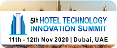 5th Hotel Technology Innovation Summit Conference (HTIS) 2020 - Brainlinx