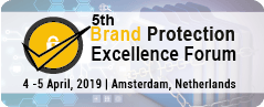 Brand Protection Excellence Forum 2019 Amsterdam Netherlands