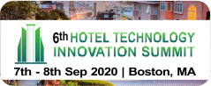 6th Hotel Technology Innovation Innovation Summit Conference (HTIS) 2020- Brainlinx