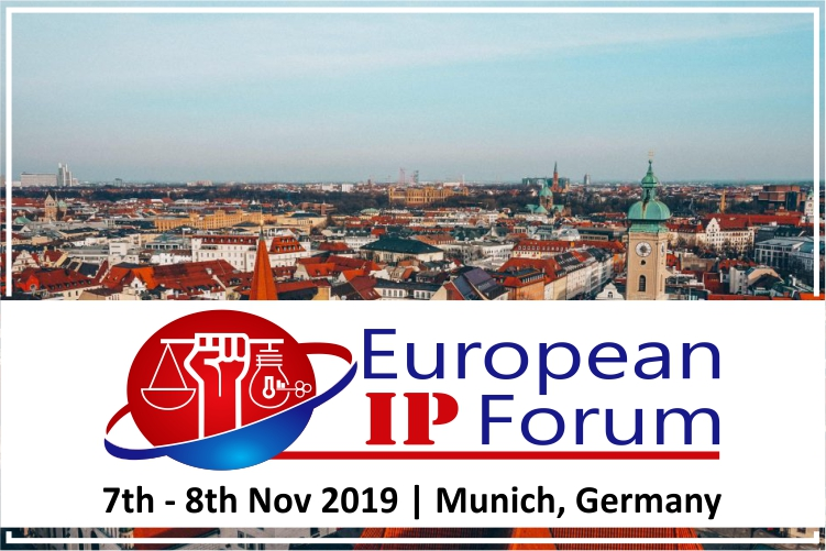 European IP Forum (EIPF 2019)
