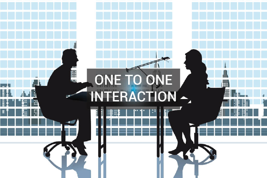 brainlinx One to One Interaction